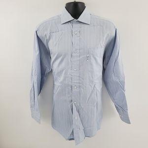 Faconnable Dress shirt USA 16.5 A35